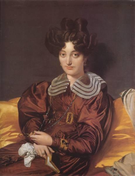 Ingres Madame Marie Marcotte
